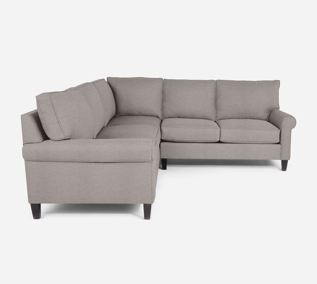 Soren RAF Corner Sectional - Key Largo - Almond