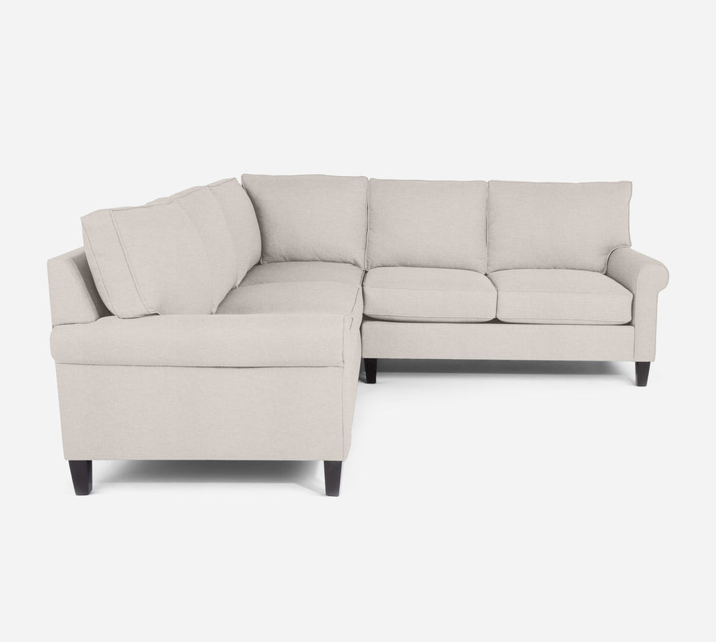 Soren RAF Corner Sectional - Key Largo - Oatmeal