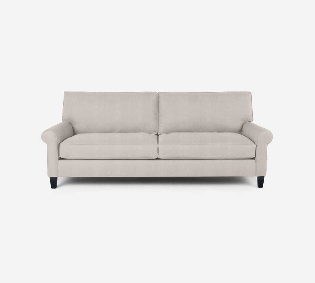 Soren 2 Seat Sofa - Passion Suede - Oyster