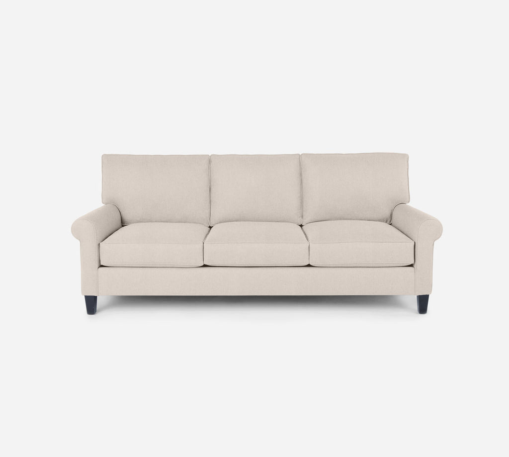 Soren 3 Seat Sofa - Kenley - Canvas