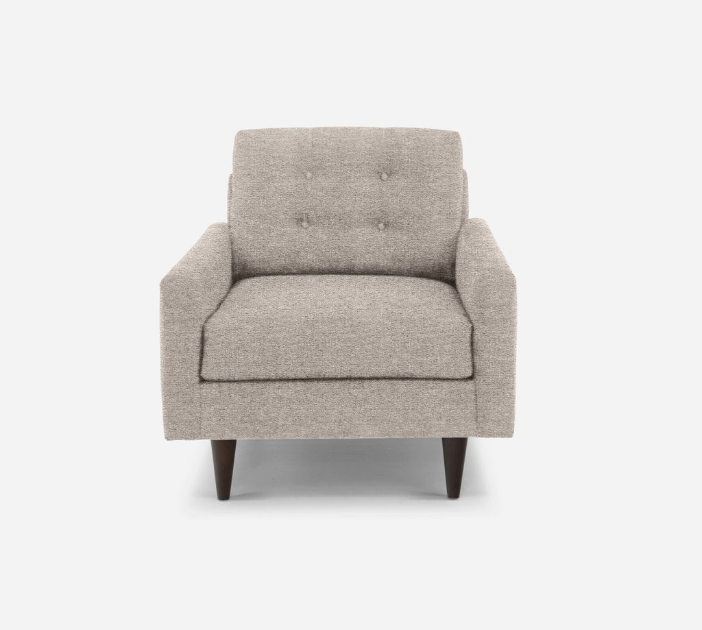 Taylor Chair - Stardust - Oatmeal