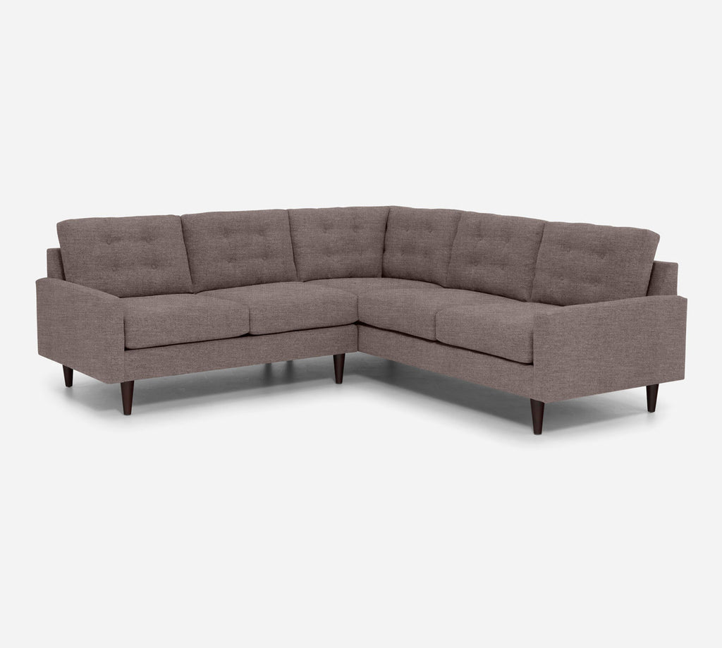 Taylor LAF Corner Sectional - Key Largo - Pumice