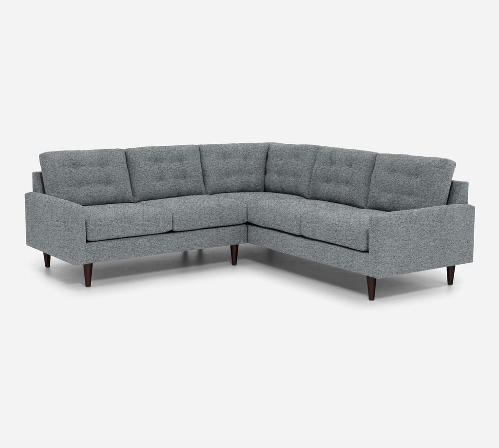 Taylor LAF Corner Sectional - Theron - Haze