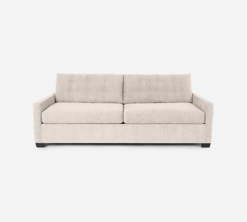 Taylor 2 Seat Sleeper Sofa - Kenley - Canvas