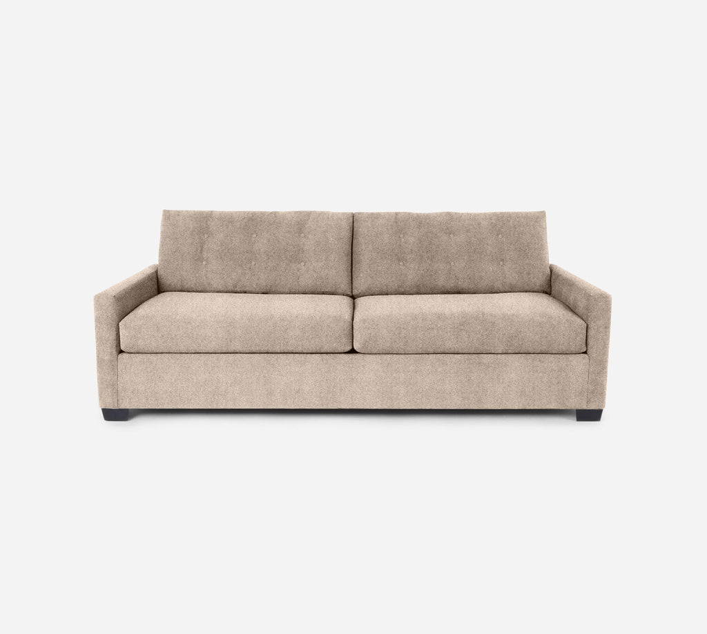 Taylor 2 Seat Sleeper Sofa - Passion Suede - Camel