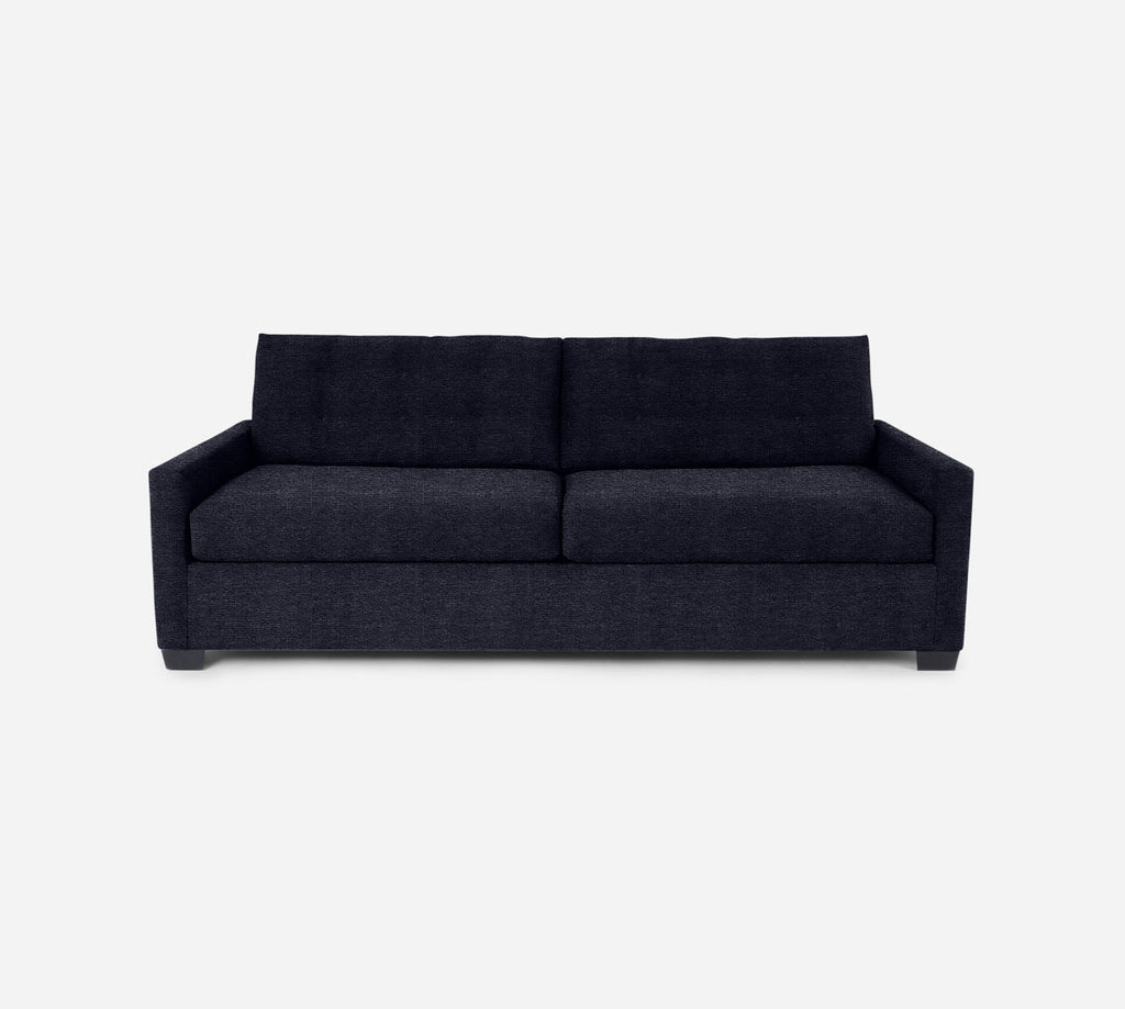 Taylor 2 Seat Sleeper Sofa - Stardust - Midnight