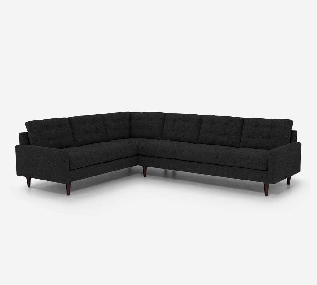 Taylor RAF Large Corner Sectional - Heritage - Charcoal