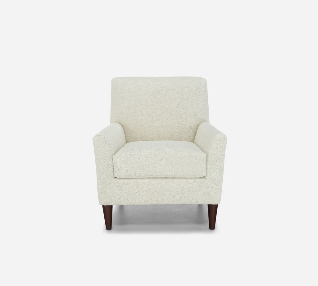 Xander Accent Chair - Sheepskin - NATURAL