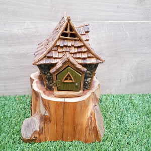 Cottage Fairy House