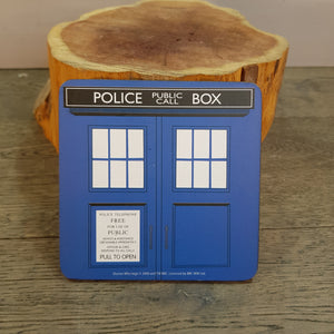 Dr Who Coaster