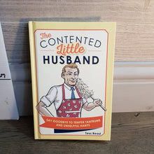 Load image into Gallery viewer, The Contented Little Husband Book