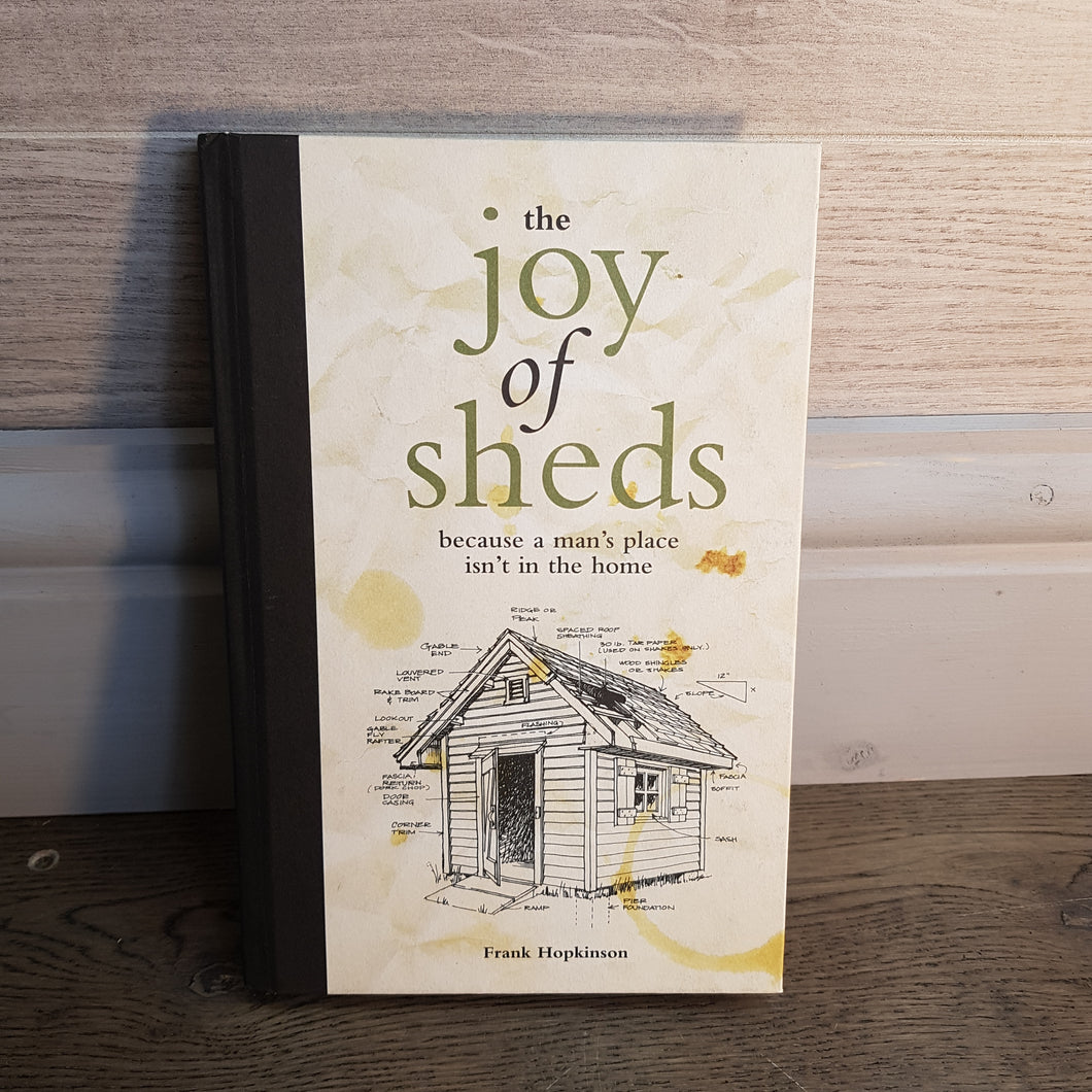 The Joy of Sheds Book