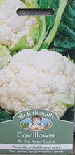 Load image into Gallery viewer, Cauliflower (All The Year Round)