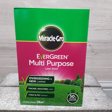 Load image into Gallery viewer, Evergreen Multi Purpose Lawn Seed 840g