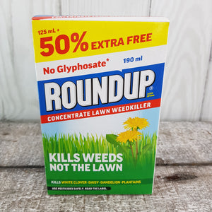 Roundup Concentrate Lawn Weedkiller