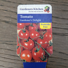 Load image into Gallery viewer, Tomato 'Gardeners Delight' 9cm Pot