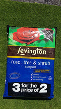 "Load image into Gallery viewer, Levingtons ""Rose Tree and Shrub"" Compost"