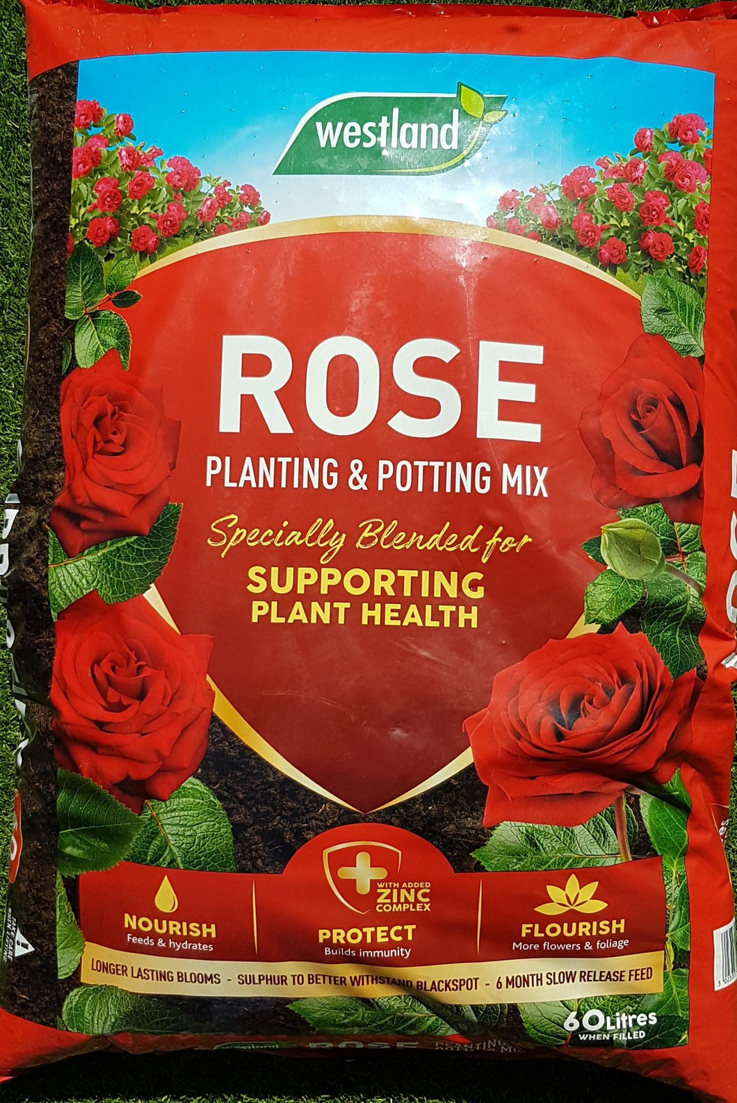 Westlands Rose Compost