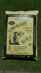 Lakeland Peat Free Clay Buster Compost