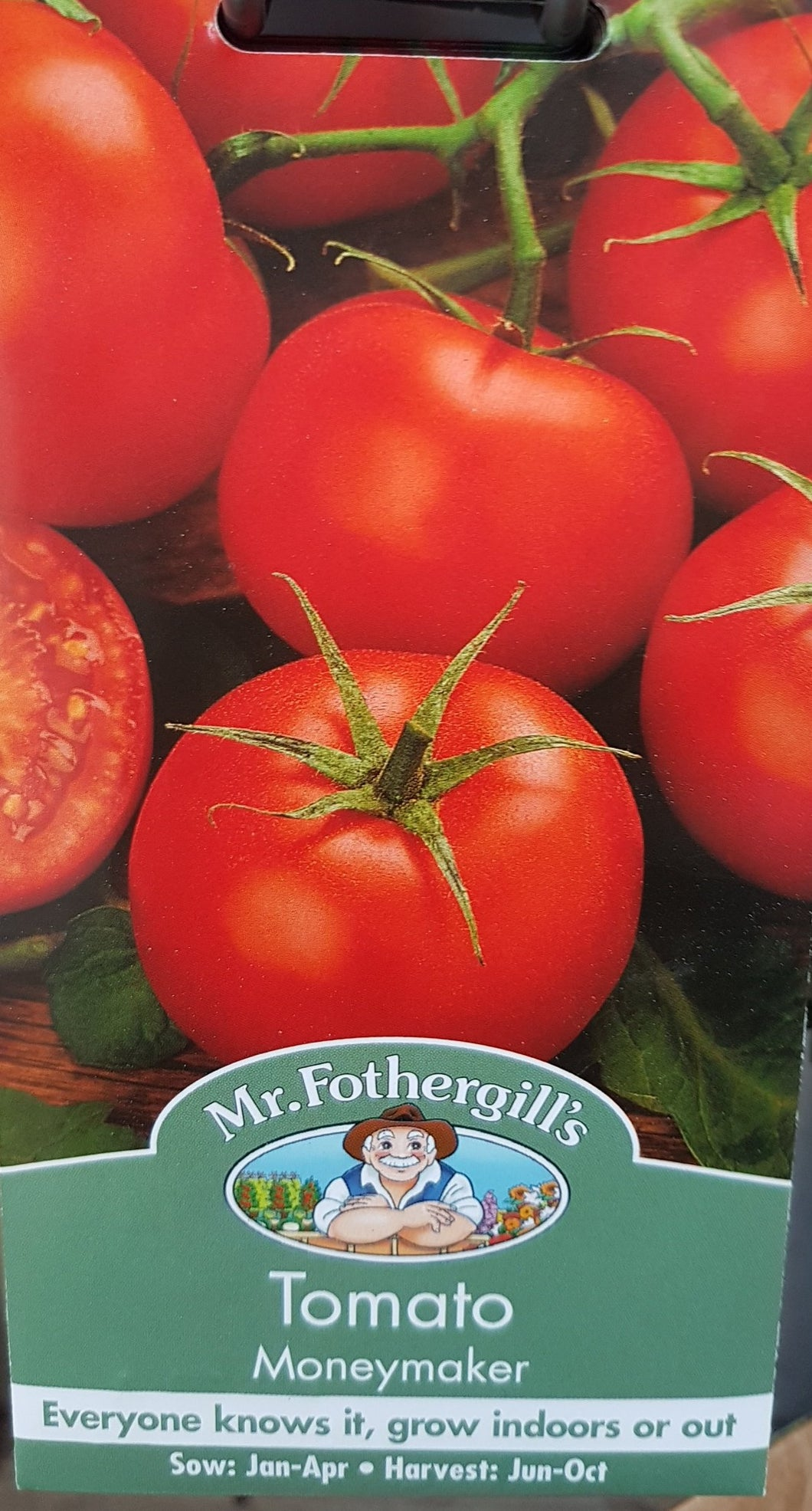 Tomato (Moneymaker)