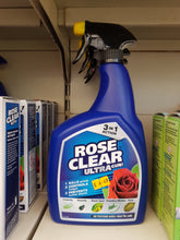 Load image into Gallery viewer, Rose Clear Ultra Gun 1 Litre