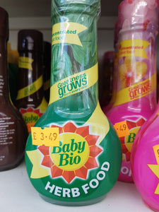 Baby Bio Herb Food Concentrated 175ml