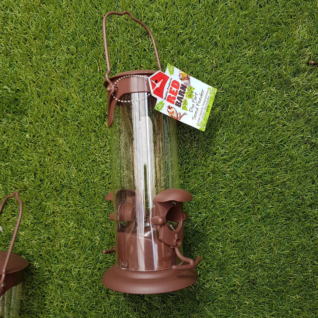 Duo Port Seed Feeder