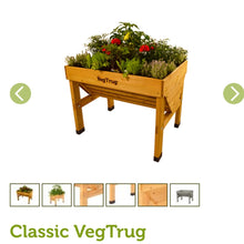 Load image into Gallery viewer, VegTrug Classic Small Natural