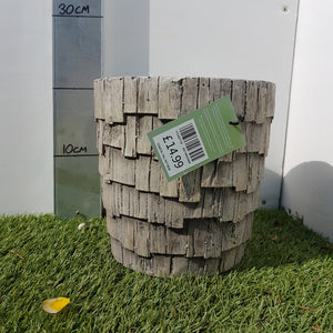 Coastal Pot (Tall 20cm)