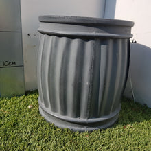Load image into Gallery viewer, Milton Planter Barrel 27cm