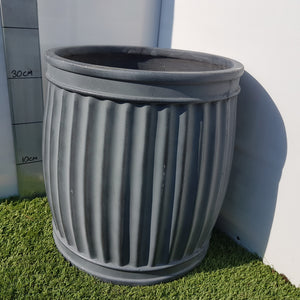 Milton Planter Barrel 37cm