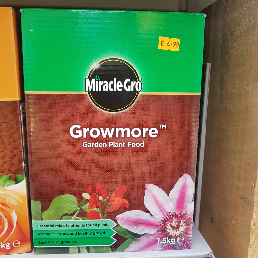 Growmore Garden Plant Food 1.5kg
