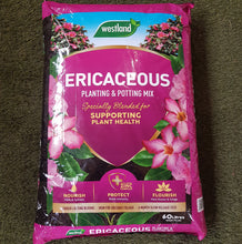 Load image into Gallery viewer, Westlands Ericaceous Compost 60ltr