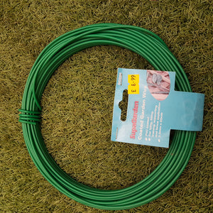 Coated Garden Wire 3.5mm x 20mtr