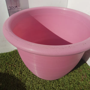 Feather Pot Baby Pink 9