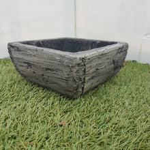 Load image into Gallery viewer, Driftwood Bowl Style Trough 15cm £9.99