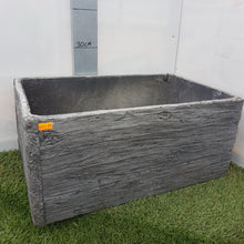 Load image into Gallery viewer, Driftwood Trough 39cm x 30cm x 22cm £29.99
