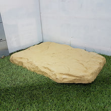 Load image into Gallery viewer, Random Stepping Stone (Buff Gold) 45cm x 34cm