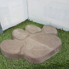 Load image into Gallery viewer, Animal Paw Stepping Stone (Twilight) 40cm x 31cm