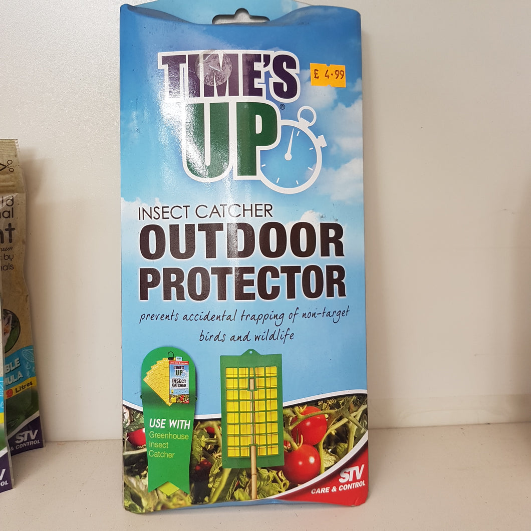 Times Up Insect Catcher Outdoor Protector