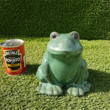 Load image into Gallery viewer, Light Green Novelty Frog (Small)