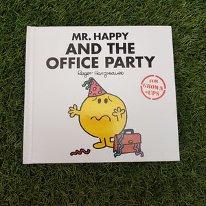 Mr Happy 'and The Office Party' Book