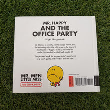 Load image into Gallery viewer, Mr Happy 'and The Office Party' Book