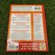 Load image into Gallery viewer, Haynes Explains 'Football' Book