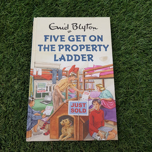 Five 'Get On The Property Ladder' Book