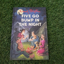 Load image into Gallery viewer, Five 'Go Bump In The Night' Book