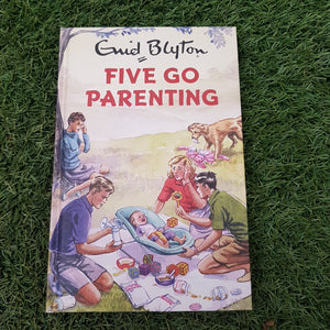 Five 'Go Parenting' Book