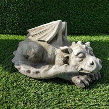 Load image into Gallery viewer, Sleeping Dragon Volos Medium Antique Grey