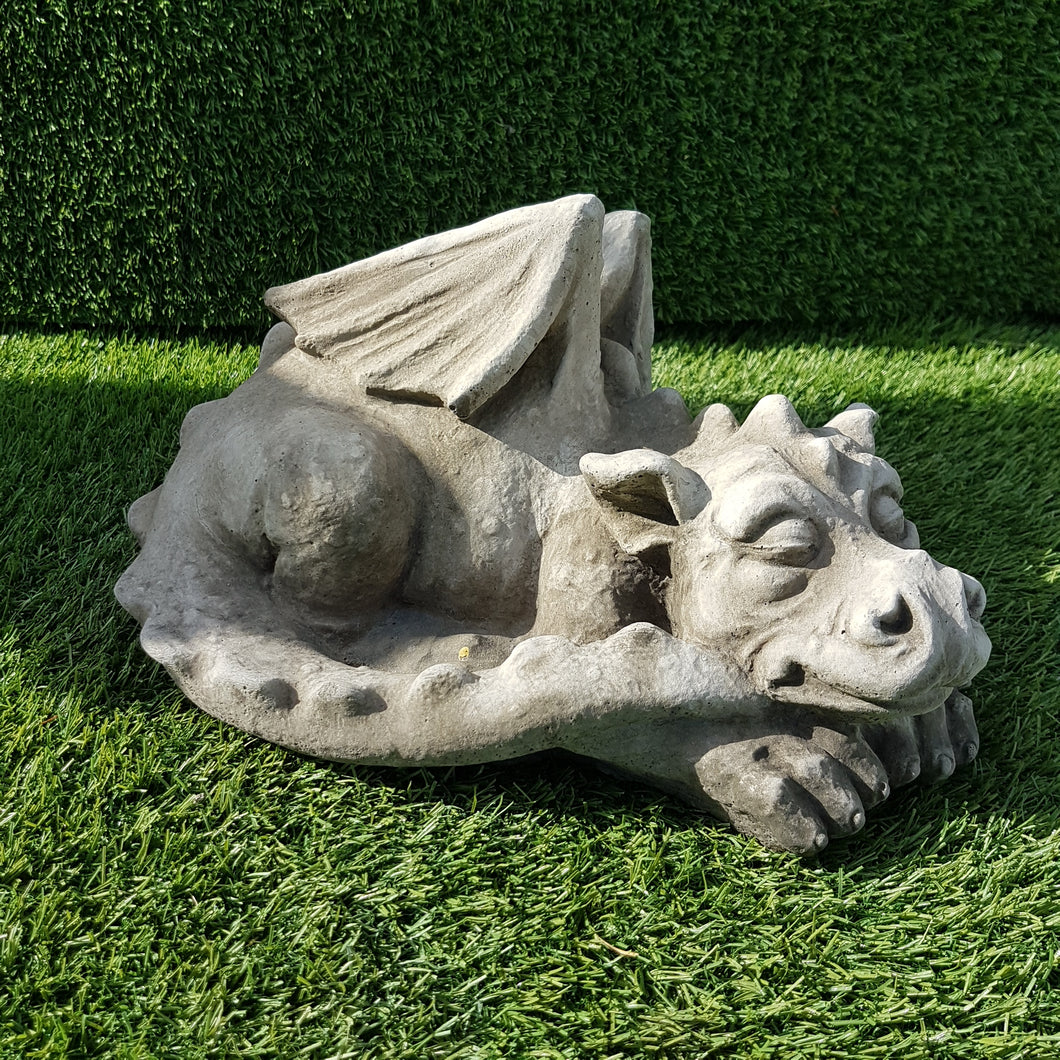Sleeping Dragon Volos Medium Antique Grey