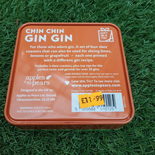 Load image into Gallery viewer, 'Chin Chin Gin Gin' Gift in a Tin